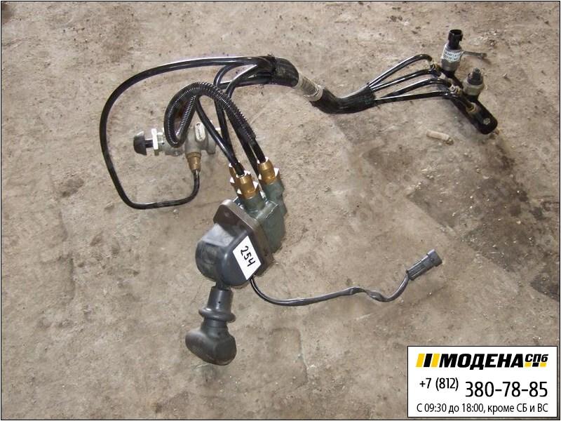 запчасти iveco Кран ручного тормоза  Knorr-Bremse DPM90EY