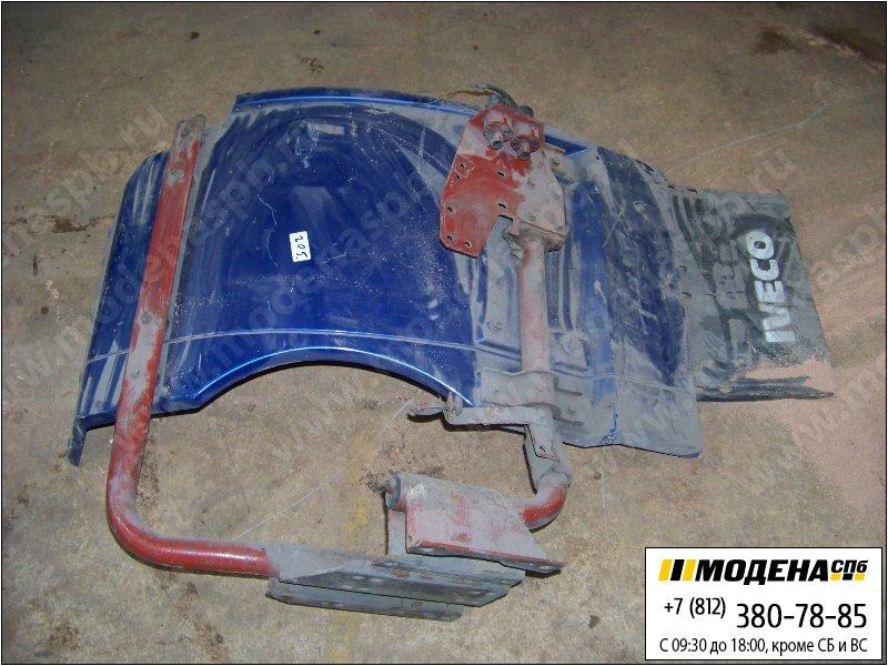 запчасти iveco Крыло переднее правое, цвет синий  504003993