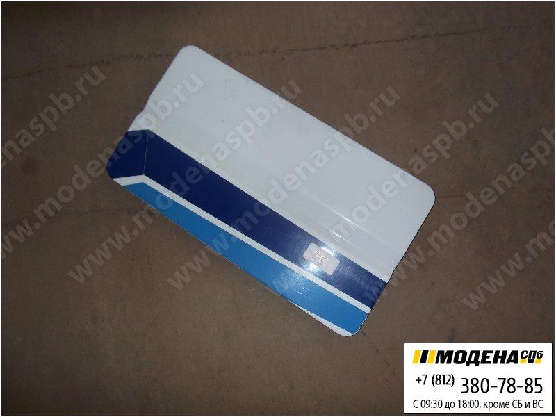 запчасти iveco Крышка инструментального ящика, цвет белый  500398658