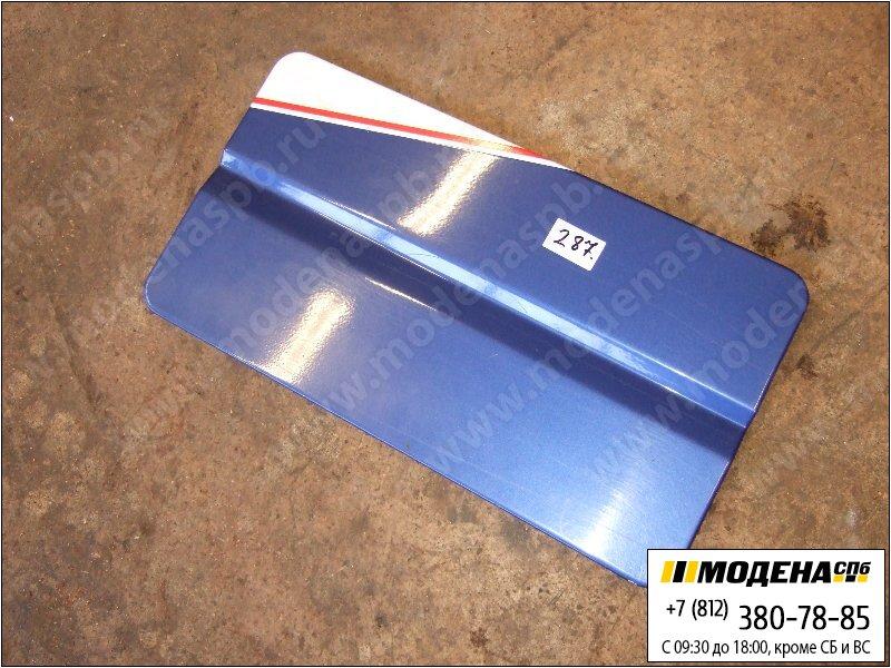 запчасти iveco Крышка инструментального ящика, цвет синий  500398658