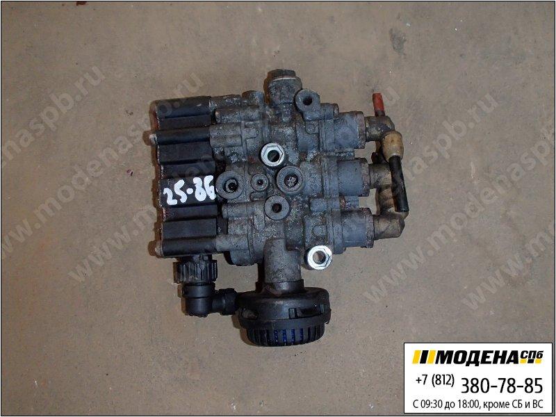 запчасти iveco Магнитный клапан ECAS  Wabco 4729000630