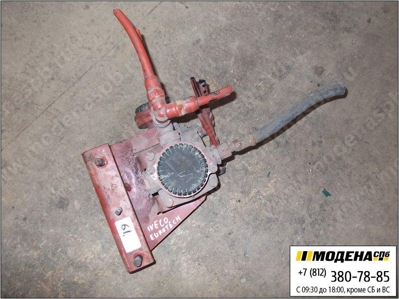 запчасти iveco Магнитный клапан ECAS  Wabco 4729000650