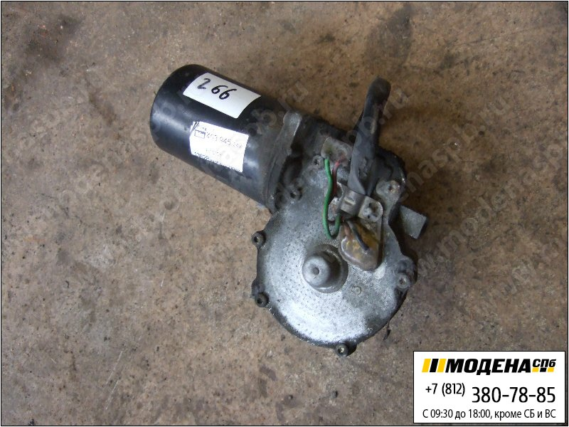 запчасти iveco Мотор стеклоочистителя Valeo 24V/15W  99439637