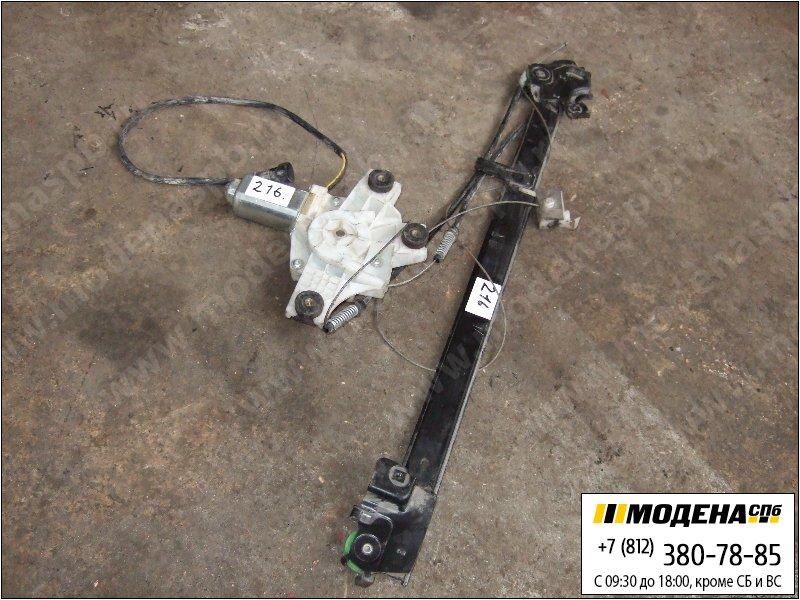 запчасти iveco Мотор стеклоподъемника с трапецией в сборе  2131674