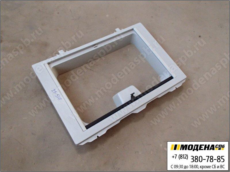 запчасти iveco Накладка люка крыши кабины  504025835