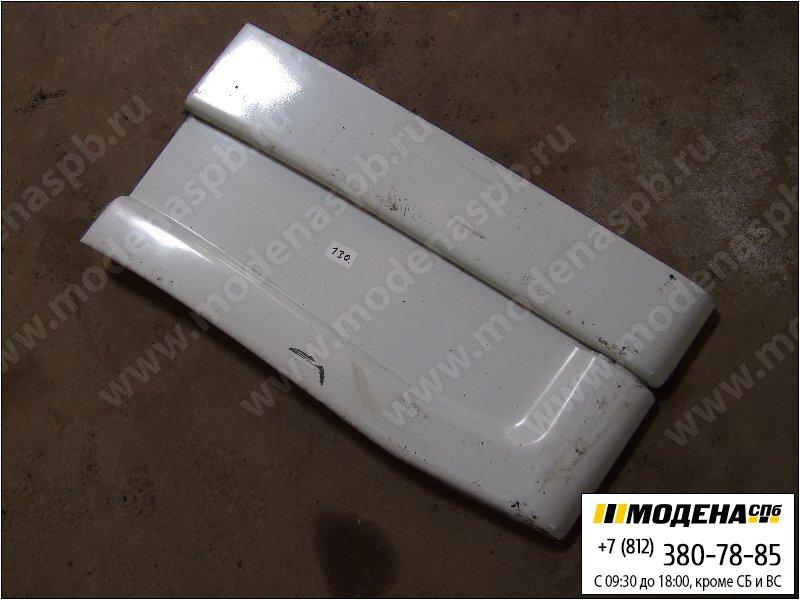 запчасти iveco Обтекатель кабины, цвет белый  504022499