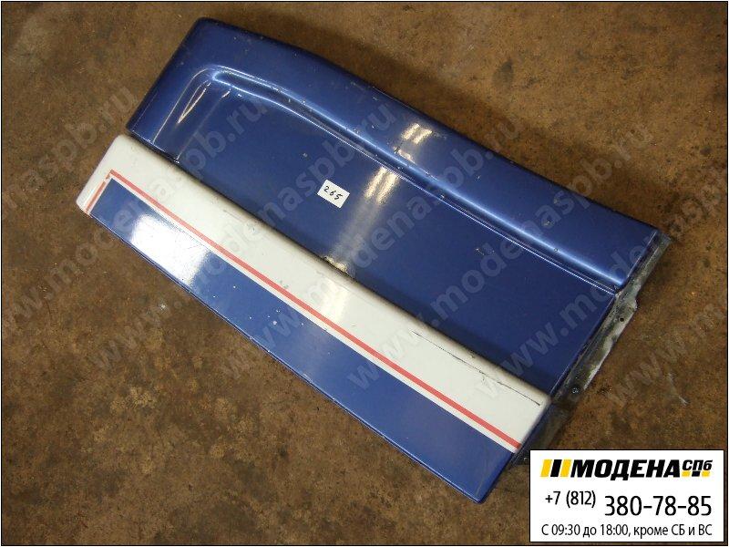 запчасти iveco Обтекатель кабины, цвет синий  504022499