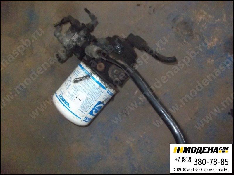 запчасти iveco Осушитель воздуха с защитным клапаном в сборе  Knorr-Bremse ZB4524
