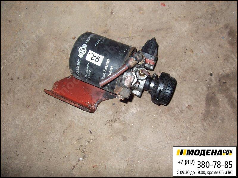 запчасти iveco Осушитель воздуха в сборе  Knorr-Bremse 504120057