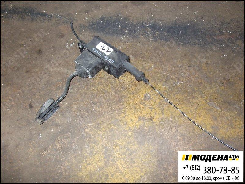 запчасти iveco Педаль газа  98403112