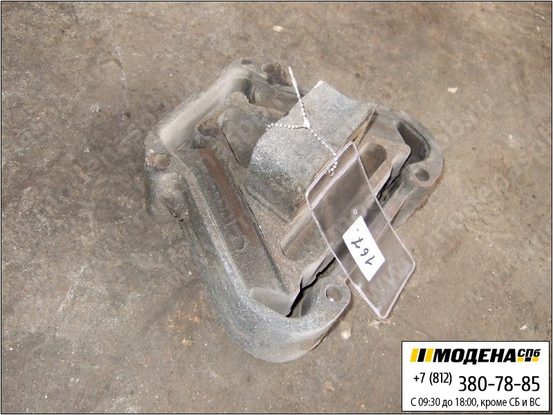 запчасти iveco Подушка (опора) двигателя задняя  41213740