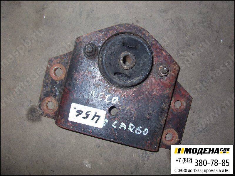 запчасти iveco Подушка (опора) двигателя задняя  98417628