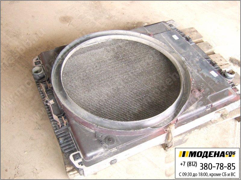 запчасти iveco Радиатор двигателя FIAT  500340742