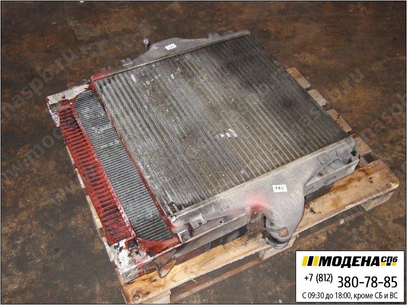 запчасти iveco Радиатор двигателя FIAT без интеркулера (799x725x42mm)  99463231