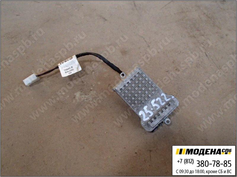 запчасти iveco Резистор отопителя  GKR 9140010418