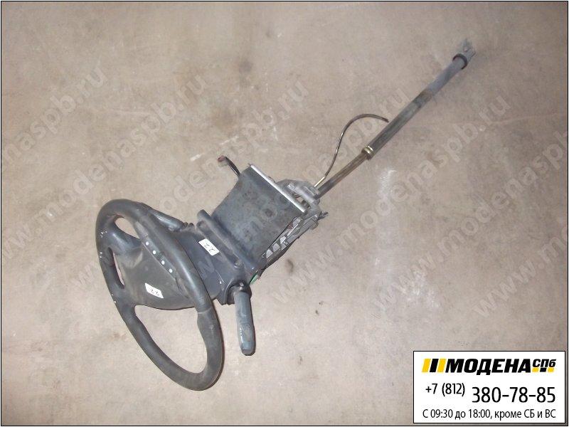 запчасти iveco Руль с замком зажигания и колонкой  41221035