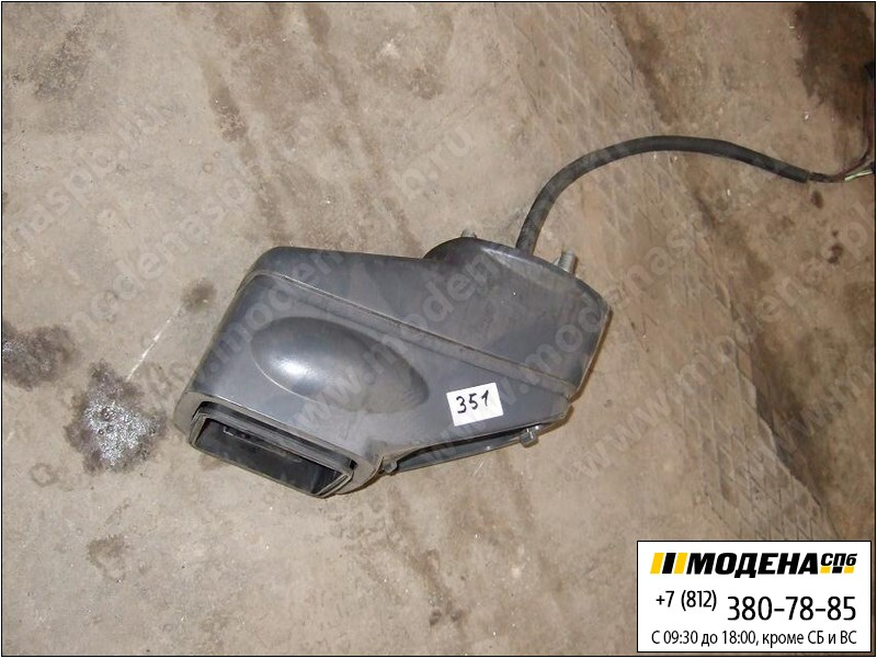 запчасти iveco Рычаг переключения скоростей  41221094