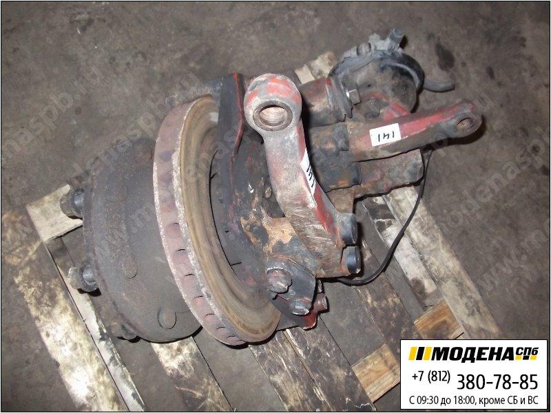 запчасти iveco Ступица левая с тормозным диском и тормозной камерой  98447620