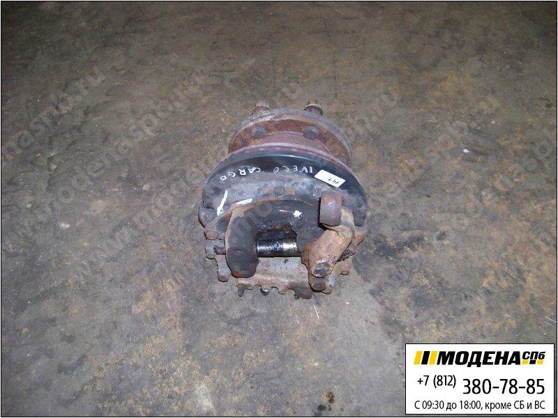 запчасти iveco Ступица левая с тормозным диском
