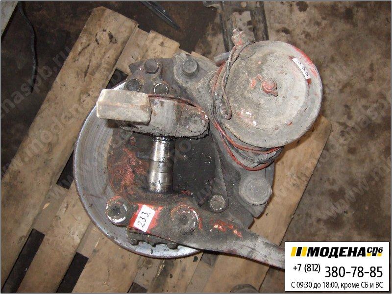 запчасти iveco Ступица с тормозным диском и тормозной камерой  41211269