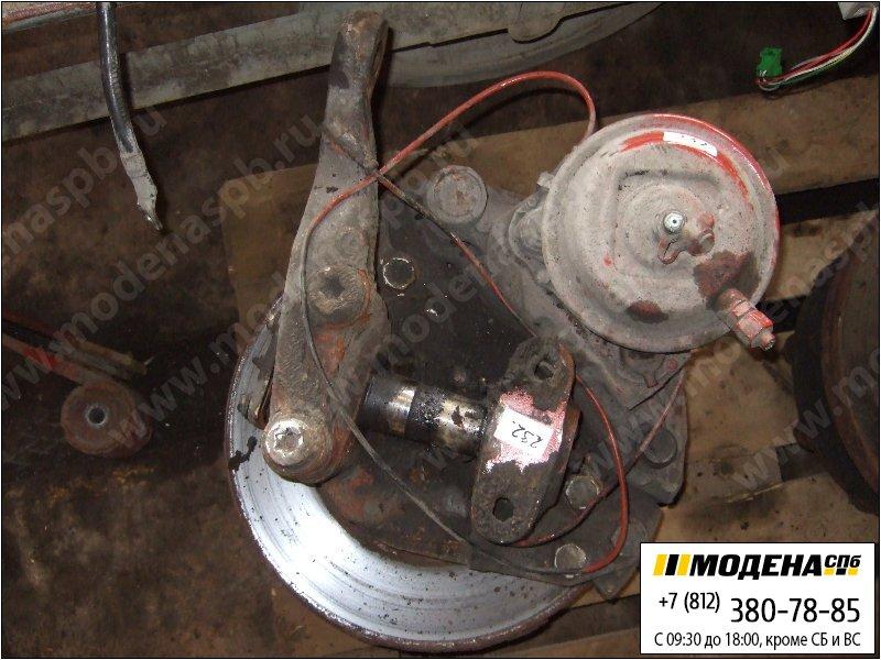 запчасти iveco Ступица с тормозным диском и тормозной камерой  41211270