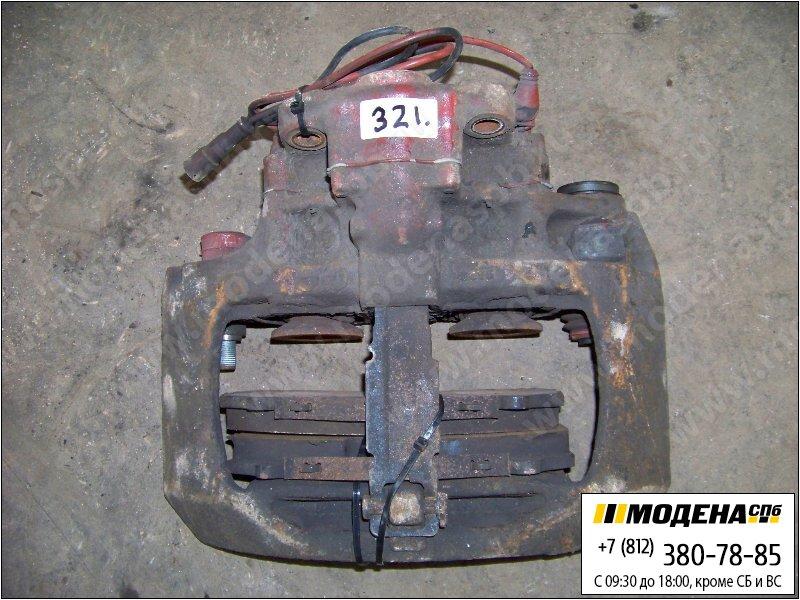 запчасти iveco Суппорт передний с тормозными колодками  41033395