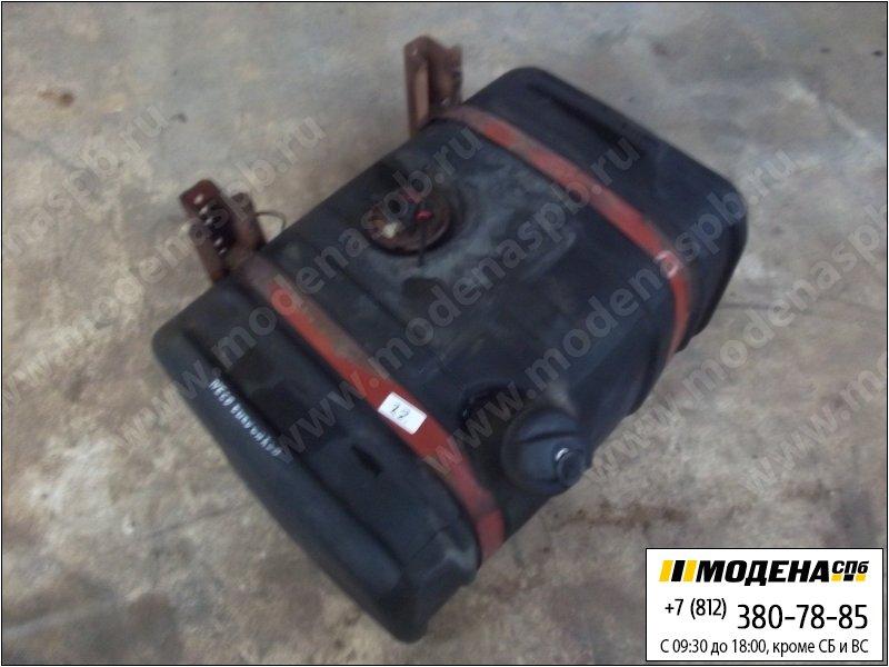 запчасти iveco Топливный бак 144 литров (750x520x370) с топливозаборником, крышкой и крепежом (пластик)  504055823