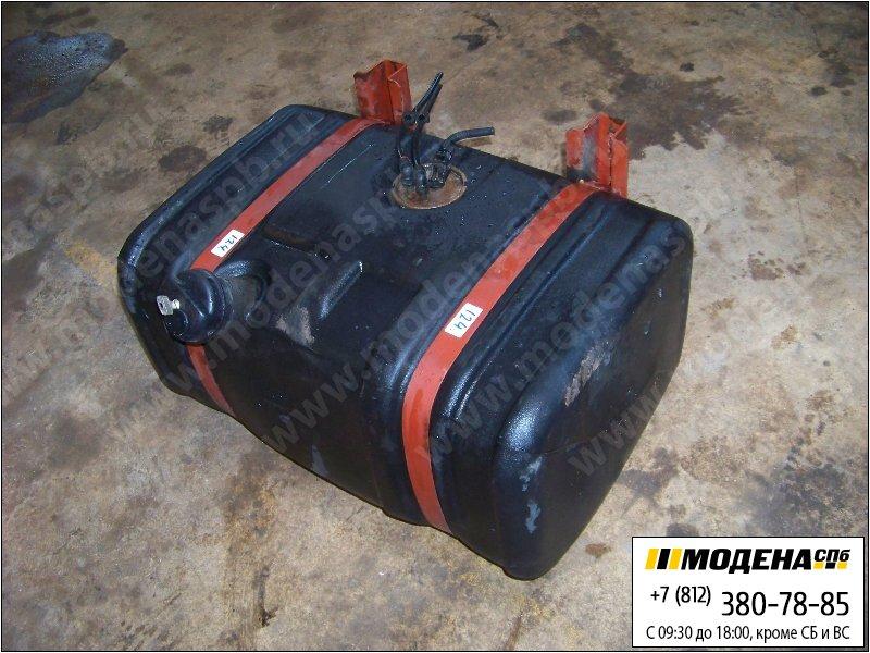 запчасти iveco Топливный бак 190 литров (750х520х370) с топливозаборником, крышкой и крепежом (пластик)  98409907