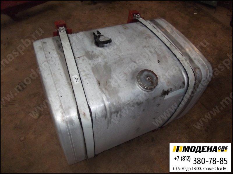 запчасти iveco Топливный бак 400 литров с топливозаборником, крышкой и крепежом (алюминий)  98472352