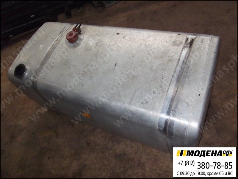 запчасти iveco Топливный бак 600 литров (1500x660x610) с топливозаборником и крышкой (алюминий)  99469573