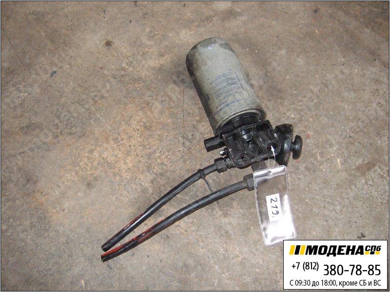 запчасти iveco Топливный фильтр с кронштейном и насосом ручной подкачки  500316676
