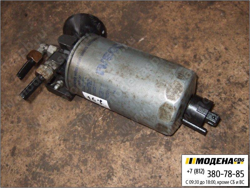 запчасти iveco Топливный фильтр с кронштейном и насосом ручной подкачки  500316868