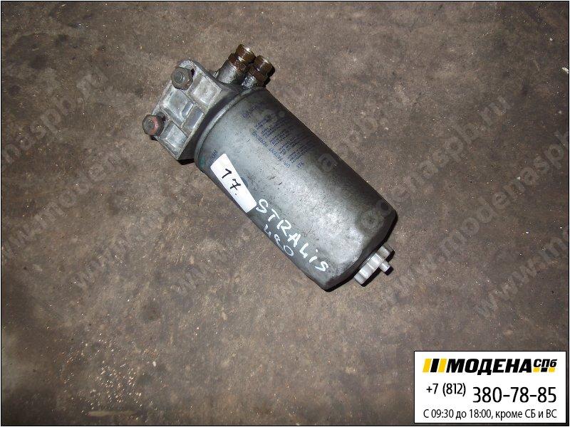 запчасти iveco Топливный насос ручной подкачки с корпусом фильтра в сборе  2992662