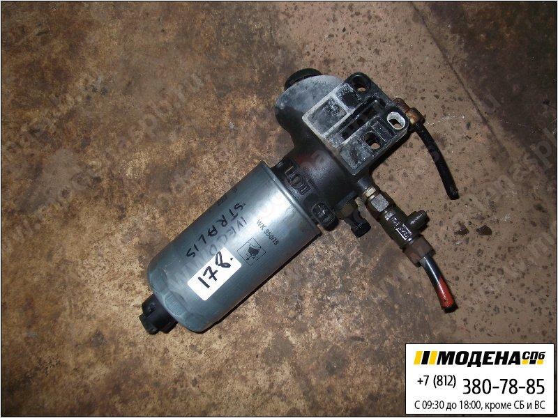 запчасти iveco Топливный насос ручной подкачки с корпусом фильтра в сборе  500392440