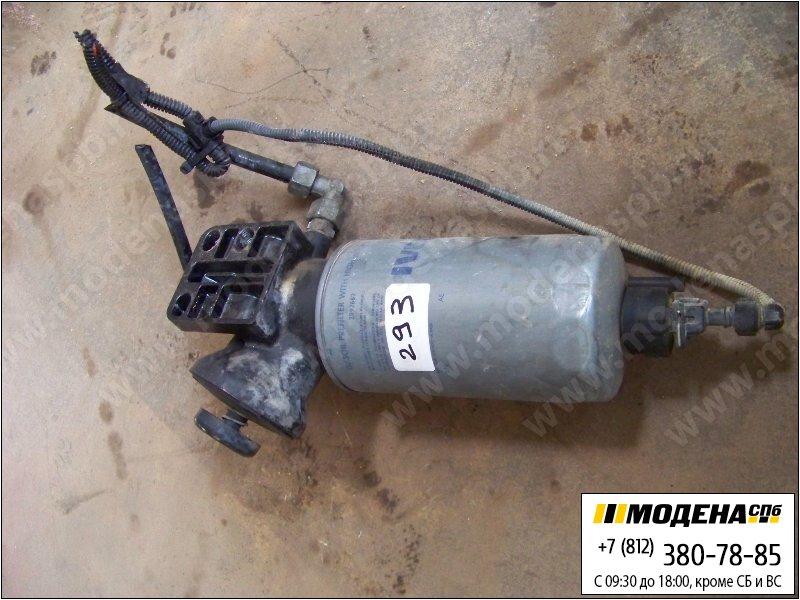 запчасти iveco Топливный насос ручной подкачки с корпусом фильтра в сборе  98432328