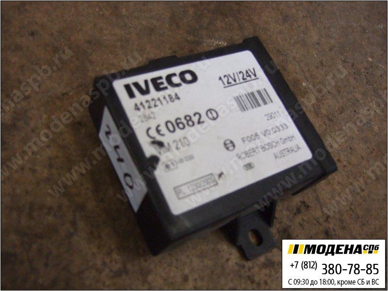 запчасти iveco Трансформатор (преобразователь) напряжения 12/24V  Bosch 41221184