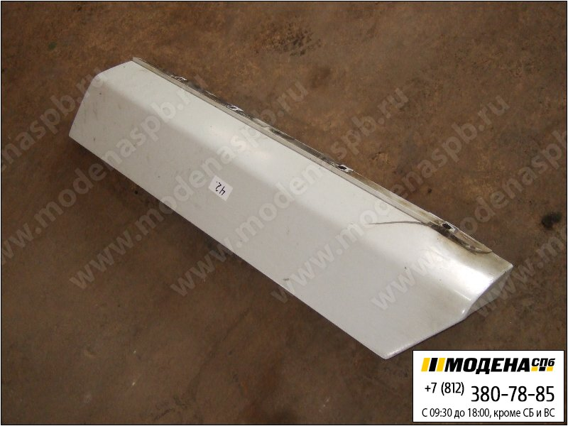 запчасти iveco Удлинитель переднего крыла  8144317
