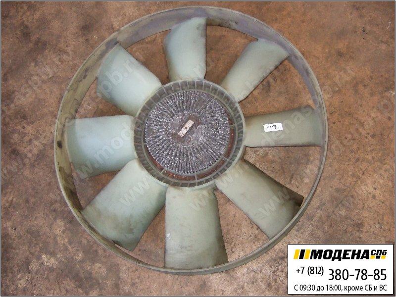 запчасти iveco Вентилятор радиатора двигателя с вискомуфтой  500342509