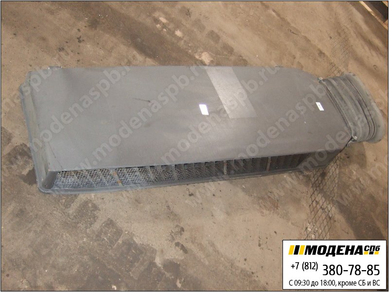 запчасти iveco Воздухозаборник  504012957
