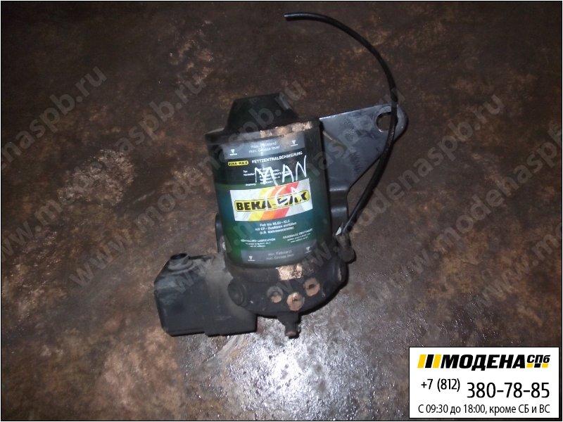 запчасти man Агрегат (насос) центральной смазки EP-2000  81.49101-6060