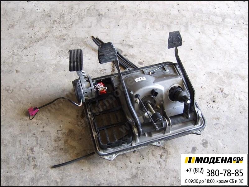 запчасти man Блок педалей сцепление-тормоз-газ в сборе  81.48200-6341