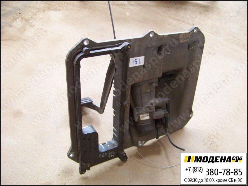запчасти man Блок педалей сцепление-тормоз (с главным тормозным краном)  81.25441-0874
