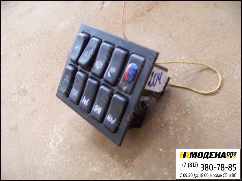 запчасти man Блок переключателей  81.61701-0243