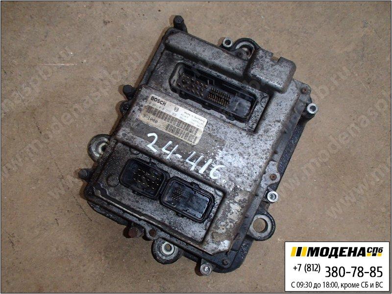 запчасти man Блок управления двигателем EDC DSC14 15 L02  Bosch 281010255