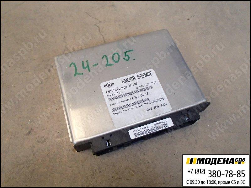 запчасти man Блок управления EBS тормозная система  Knorr-Bremse 0486106018