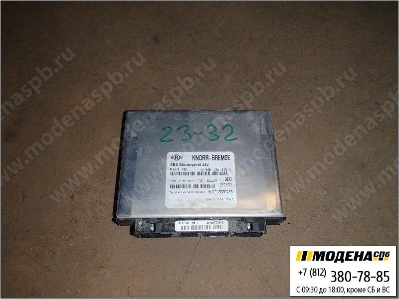 запчасти man Блок управления EBS тормозной системы  Knorr-Bremse 0486106018A