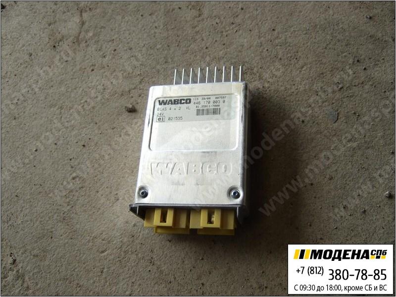 запчасти man Блок управления ENR VL/CAN ECAS 4x2  81.25811-7000