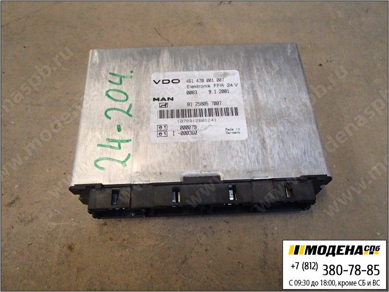 запчасти man Блок управления грузовиком FFR  VDO 461470001007