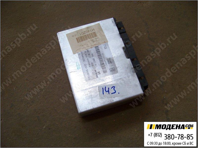 запчасти man Блок управления подсветкой FFR  81.25805-7040