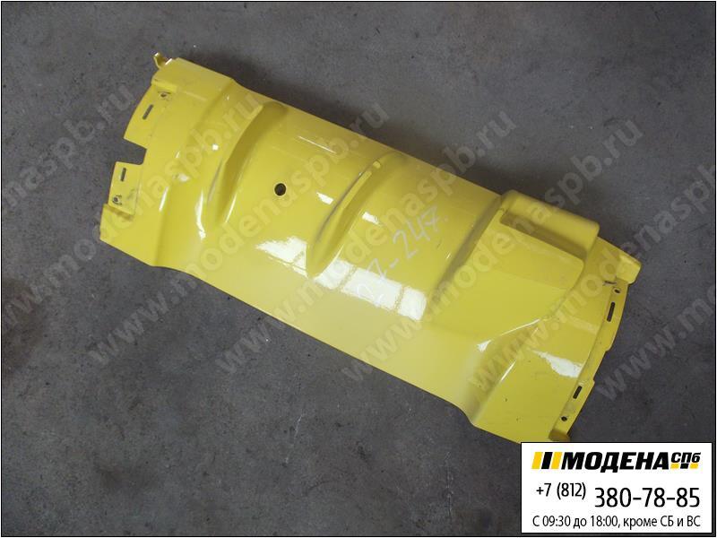 запчасти man Дефлектор левый, цвет жёлтый  81.62410-0091